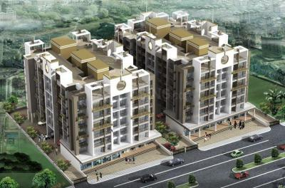 Gallery Cover Image of 675 Sq.ft 1 BHK Apartment for buy in Platinum Palacio, Ulwe for 5000000