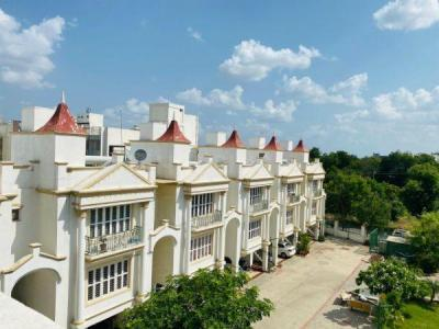 Gallery Cover Image of 2088 Sq.ft 4 BHK Villa for rent in Harmony Homes 4, Sola Village for 25000