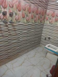 Bathroom Image of Pooja Girls PG in Laxmi Nagar