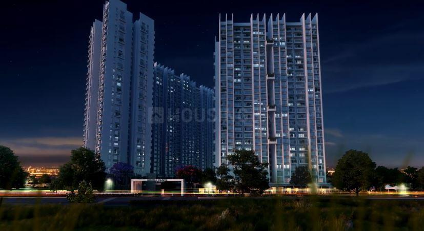 Building Image of 824 Sq.ft 2 BHK Apartment for buy in Mundhwa for 7012000