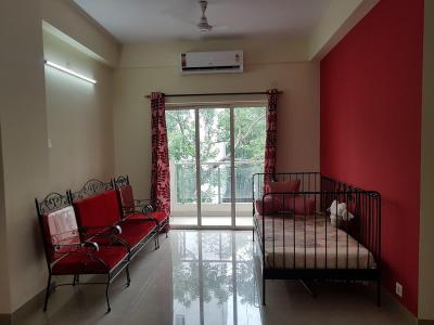 Gallery Cover Image of 1400 Sq.ft 3 BHK Apartment for rent in Kasba for 40000