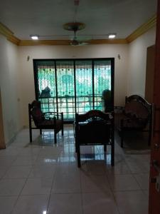Gallery Cover Image of 1450 Sq.ft 3 BHK Apartment for rent in Kopar Khairane for 32000