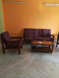 Gallery Cover Image of 1510 Sq.ft 3 BHK Apartment for rent in Utsa Luxury Complex, New Town for 32000