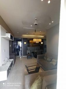 Gallery Cover Image of 1125 Sq.ft 2 BHK Apartment for rent in Nerul for 46000