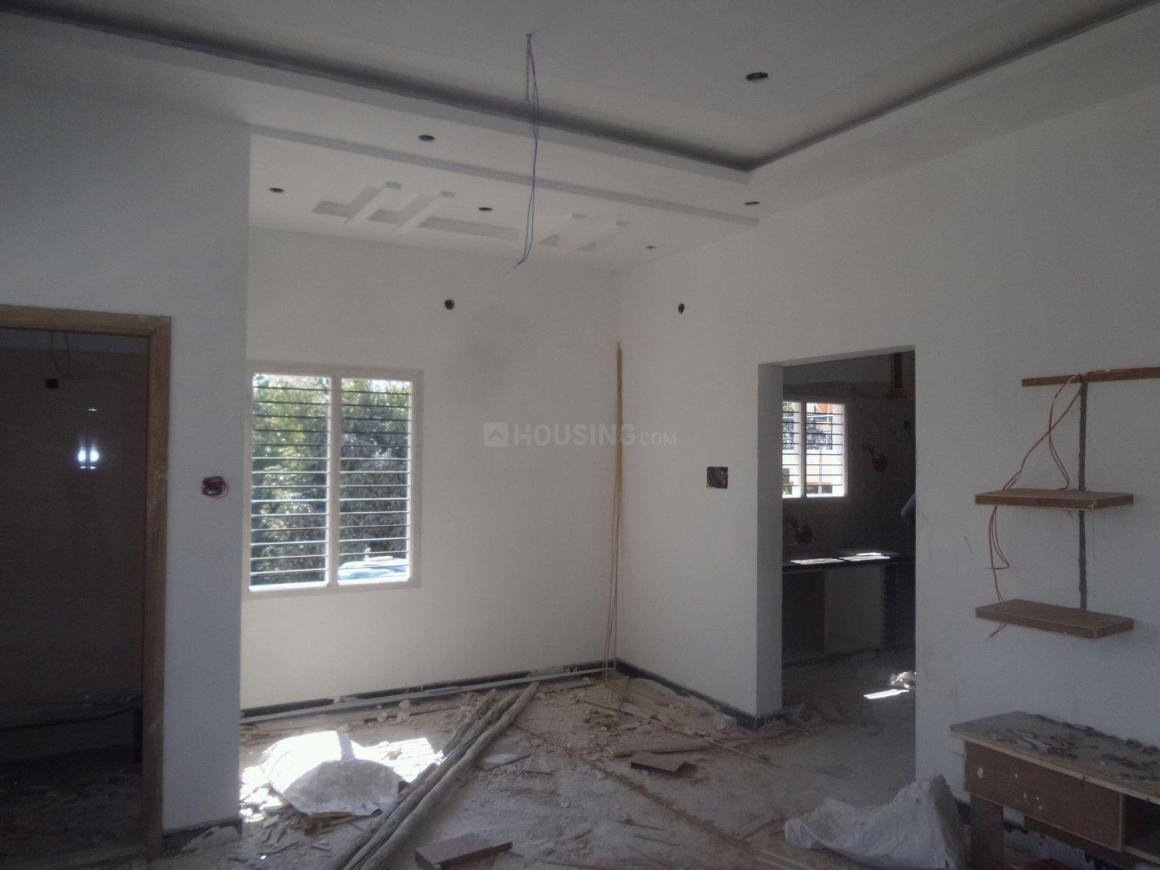 Living Room Image of 1000 Sq.ft 2 BHK Independent Floor for buy in Nagarbhavi for 8000000
