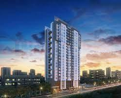 Gallery Cover Image of 1100 Sq.ft 2 BHK Apartment for buy in Shapoorji Pallonji BKC 28, Bandra East for 19900000