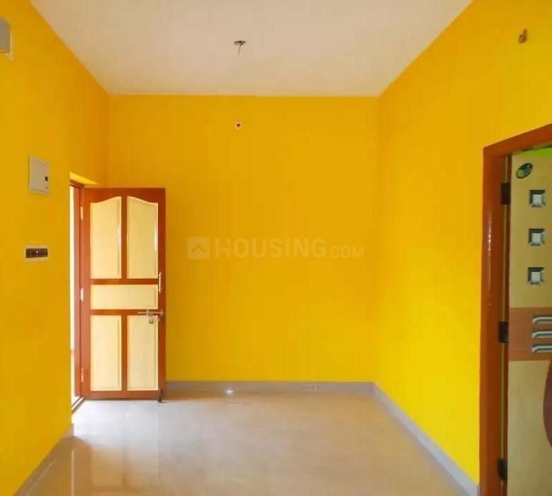Living Room Image of 800 Sq.ft 1 BHK Independent Floor for rent in Mangadu for 6000