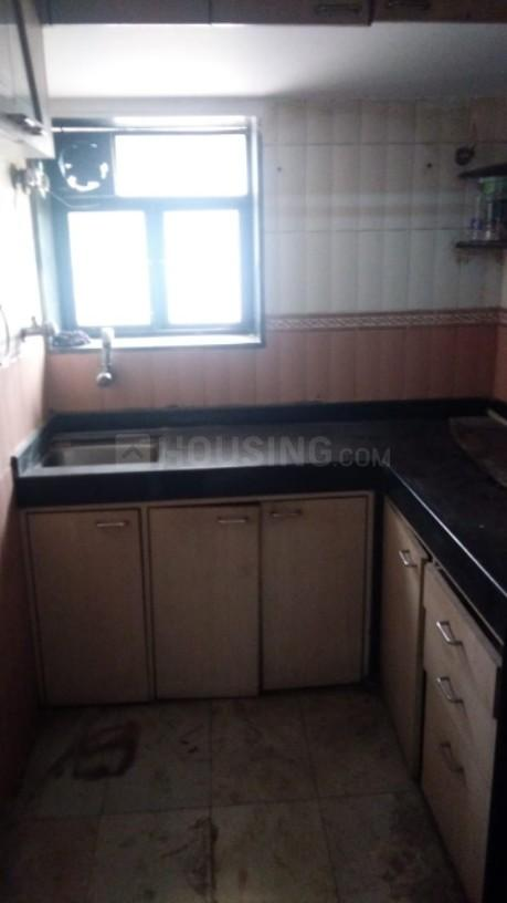 Kitchen Image of 578 Sq.ft 2 BHK Independent Floor for buy in Vashi for 12500000