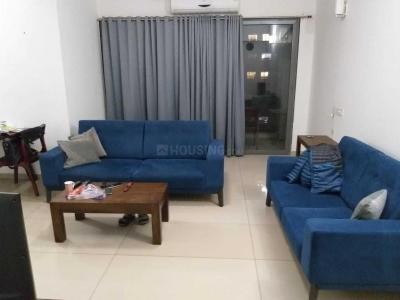 Gallery Cover Image of 2285 Sq.ft 3 BHK Apartment for rent in Bopal for 48000