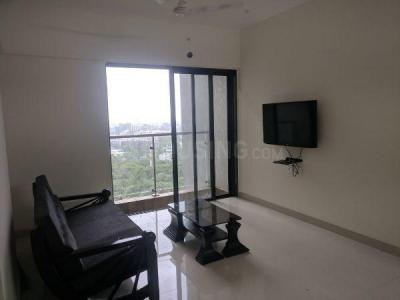 Gallery Cover Image of 1120 Sq.ft 2 BHK Apartment for rent in Andheri East for 60000