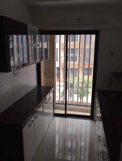 Kitchen Image of 640 Sq.ft 1 BHK Apartment for rent in Vasai East for 10000