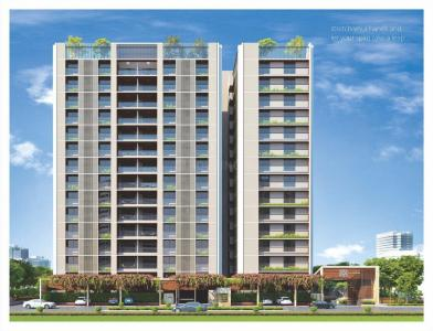 Gallery Cover Image of 2458 Sq.ft 3 BHK Apartment for buy in Advance Le Jardin, Ellisbridge for 15000000