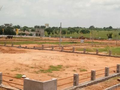 Gallery Cover Image of  Sq.ft Residential Plot for buy in Nanakram Guda for 17400000