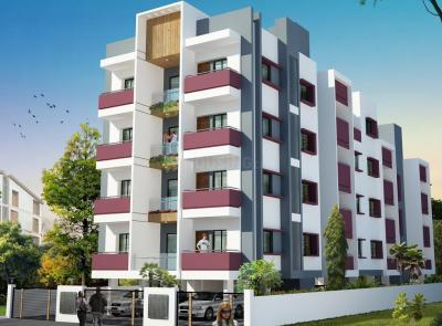 Gallery Cover Image of 890 Sq.ft 3 BHK Apartment for buy in Dhantoli for 5500000