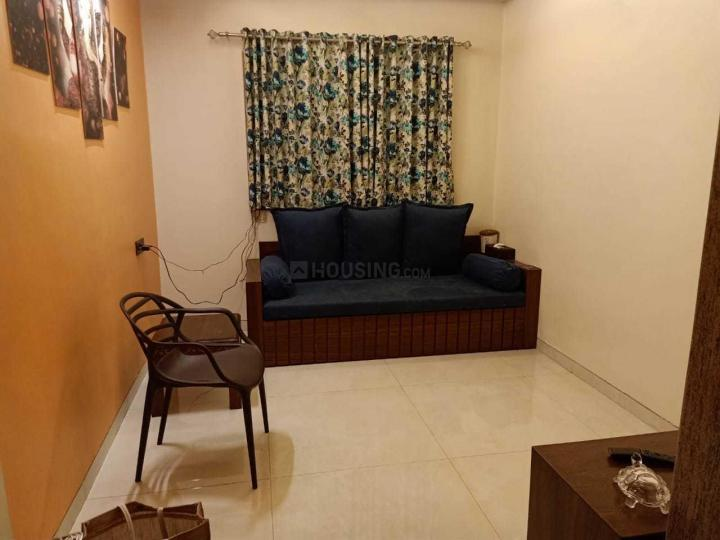 Living Room Image of 450 Sq.ft 1 BHK Apartment for buy in Blue Moon Apartments, Andheri East for 9500000