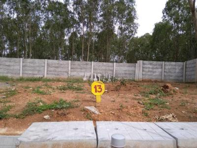 Gallery Cover Image of  Sq.ft Residential Plot for buy in Krishnarajapura for 2160000