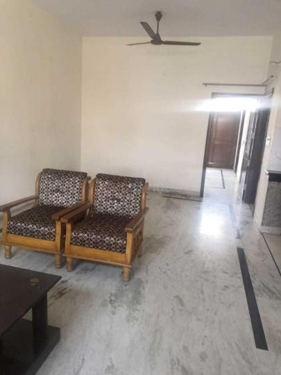 Living Room Image of 900 Sq.ft 2 BHK Independent Floor for rent in Sector 18 for 21000