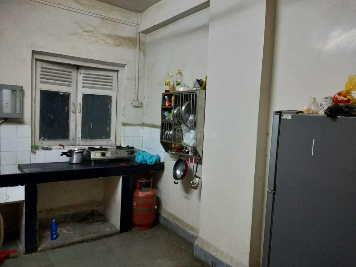 Kitchen Image of Ramesh PG in Sion