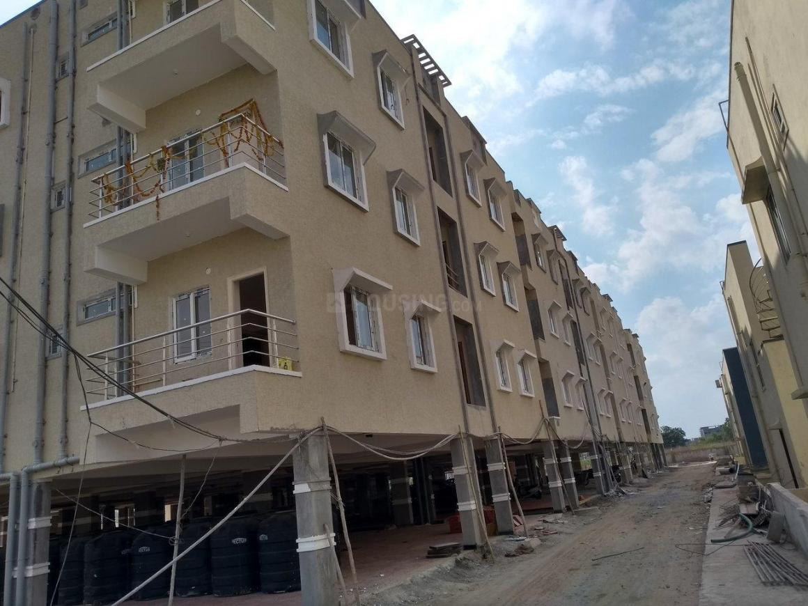 Building Image of 624 Sq.ft 1 BHK Apartment for buy in Patancheru for 2184000