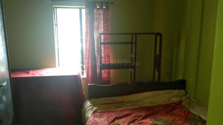जड़ावपुर में अमिताभ पीजी में बेडरूम की तस्वीर