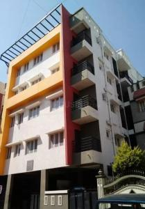 Gallery Cover Image of 1000 Sq.ft 2 BHK Apartment for rent in Shefali Enclave, HSR Layout for 22000