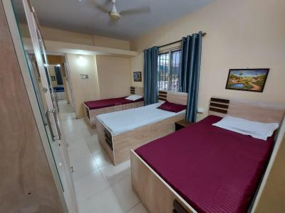 Bedroom Image of PG 7134523 Viman Nagar in Viman Nagar