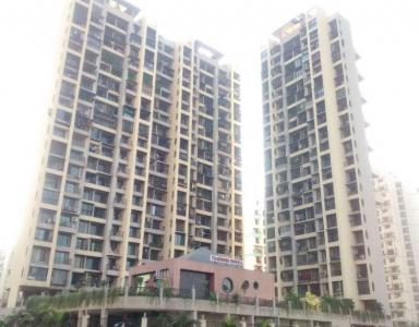 Gallery Cover Image of 1045 Sq.ft 2 BHK Apartment for rent in Kharghar for 19000