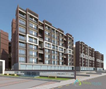 Gallery Cover Image of 435 Sq.ft 1 RK Apartment for buy in Kaliwali for 1675400