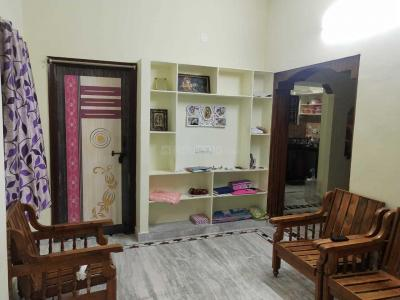Gallery Cover Image of 1000 Sq.ft 2 BHK Independent Floor for rent in Badangpet for 6000