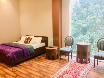 Gallery Cover Image of 4500 Sq.ft 4 BHK Independent Floor for rent in Malviya Nagar for 150000