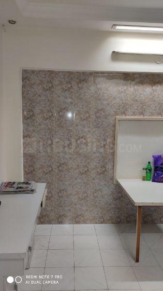 Living Room Image of 500 Sq.ft 1 BHK Apartment for rent in Borivali West for 23000