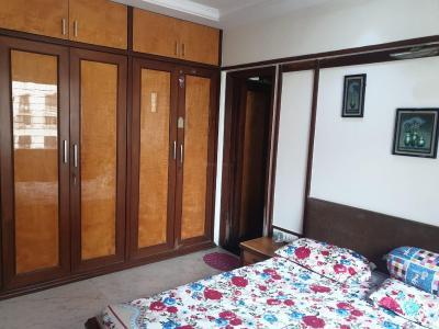 Bedroom Image of Lashkeriya Green Heights in Andheri West