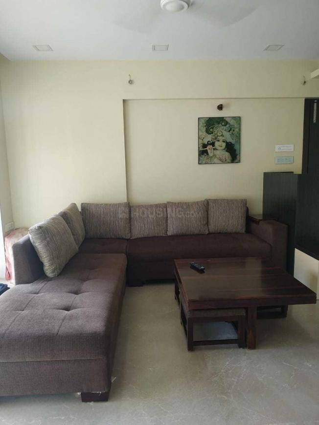 Living Room Image of 1500 Sq.ft 3 BHK Apartment for rent in Vile Parle West for 130000