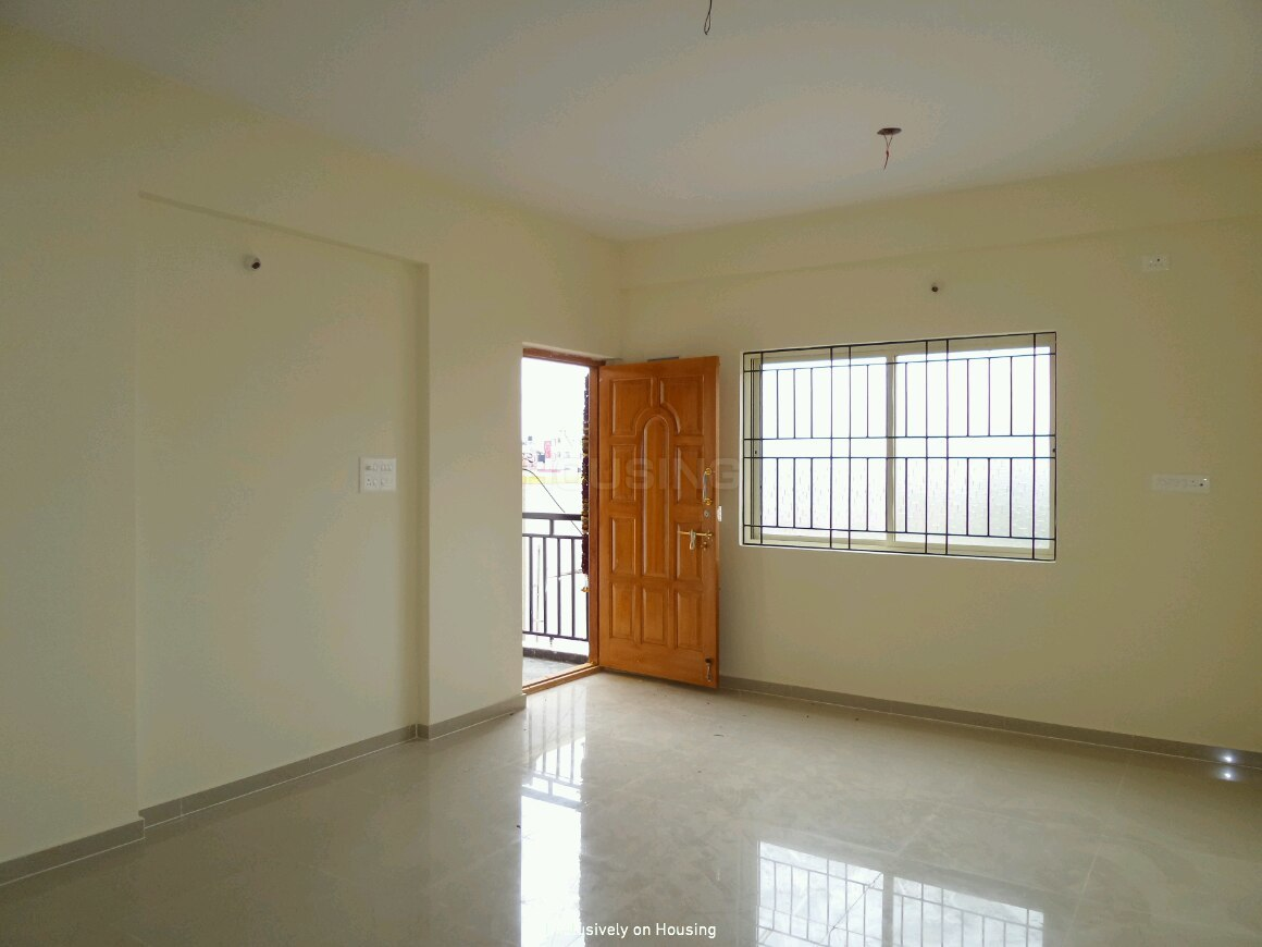 Living Room Image of 1280 Sq.ft 2 BHK Apartment for buy in Whitefield for 5200000