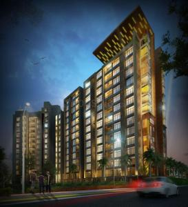 Gallery Cover Image of 1540 Sq.ft 3 BHK Apartment for buy in Corniche, Egmore for 21560000