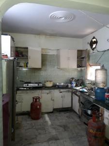 Kitchen Image of Karan PG in Sector 11