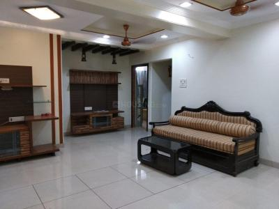 Gallery Cover Image of 2100 Sq.ft 3 BHK Apartment for rent in Airoli for 38000