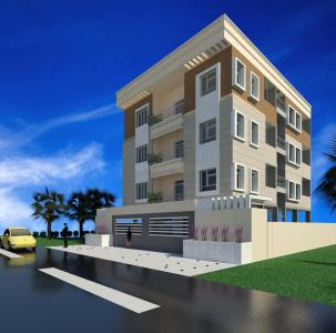 Gallery Cover Image of 1350 Sq.ft 3 BHK Apartment for buy in Kuvempunagar for 7400000