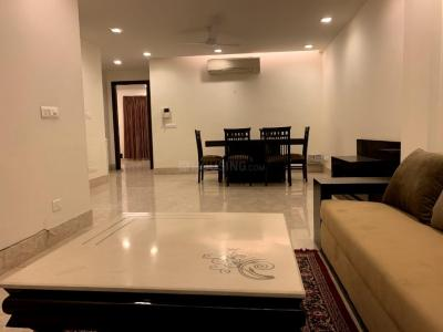 Gallery Cover Image of 2250 Sq.ft 3 BHK Independent Floor for rent in Chittaranjan Park for 50000