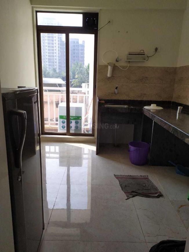Kitchen Image of The Habitat Mumbai in Thane West