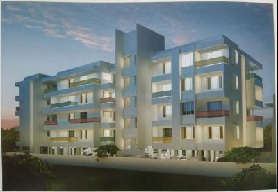 Gallery Cover Image of 607 Sq.ft 1 BHK Apartment for buy in Maan for 2900000