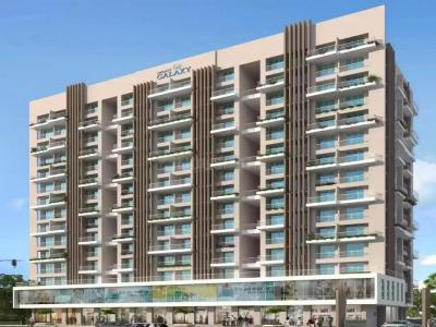 Gallery Cover Image of 577 Sq.ft 1 BHK Apartment for buy in Ornate Galaxy Phase I, Naigaon East for 3100000