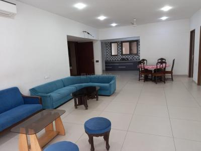 Gallery Cover Image of 1850 Sq.ft 3 BHK Apartment for rent in Risha One 49, Ambli for 110000