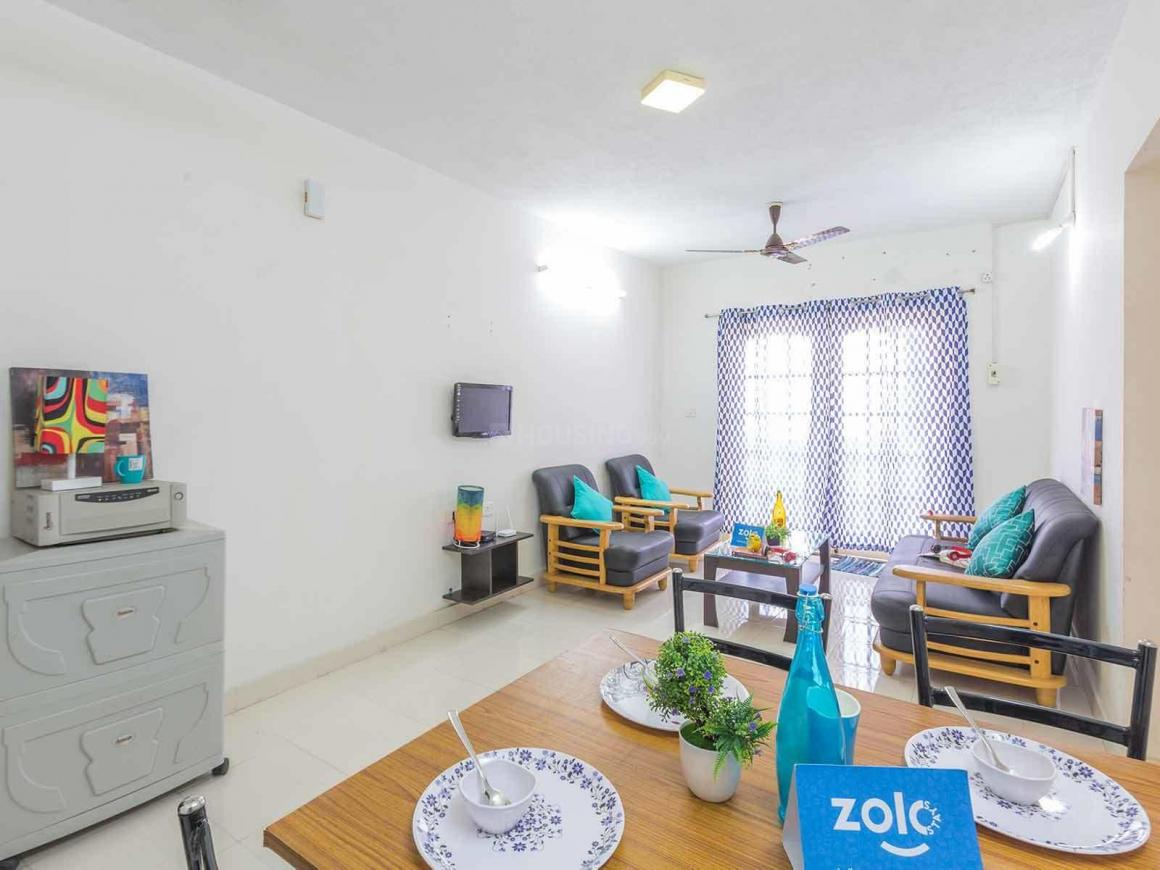 Living Room Image of Zolo Cubic in Baner