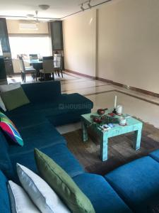 Gallery Cover Image of 3000 Sq.ft 4 BHK Apartment for rent in Bandra West for 400000