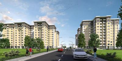 Gallery Cover Image of 1005 Sq.ft 2 BHK Apartment for buy in Provident The Tree, Gollarapalya Hosahalli for 5377000