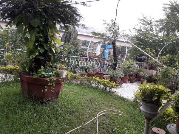 Garden Area Image of Sankar's PG in Salt Lake City