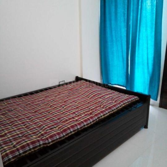 Bedroom Image of 700 Sq.ft 2 BHK Apartment for rent in Thane West for 5500