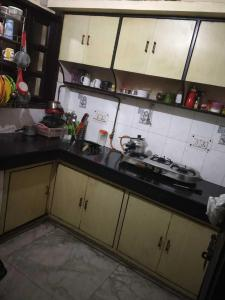 Kitchen Image of Home PG in Pitampura