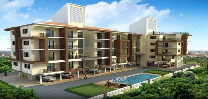 Building Image of 1145 Sq.ft 2 BHK Apartment for buy in Dr A S Rao Nagar Colony for 5152500